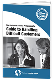Guide to Handling Difficult Customers