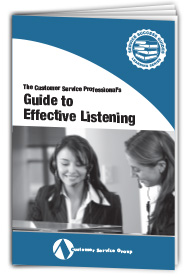 Guide to Effective Listening